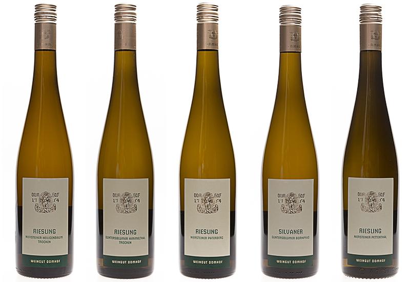 Weingut Domhof - Lagenweine
